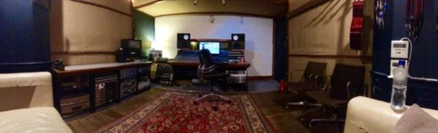 Kickstarter Update: First Studio Recordings at Vale Studios