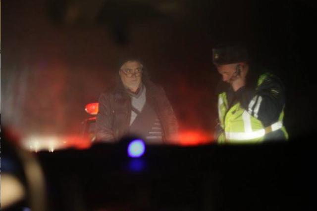 Задержание Расторгуева и Гуляева