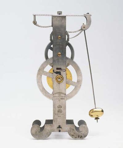 Galileo Studies the Pendulum