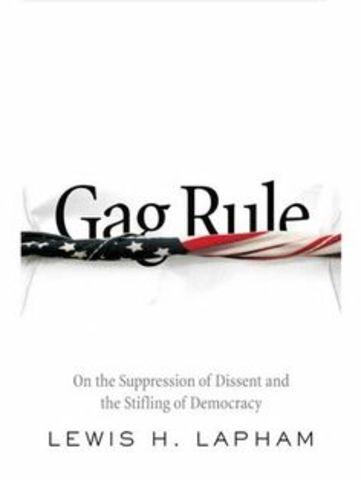 Gag Rule Repealed