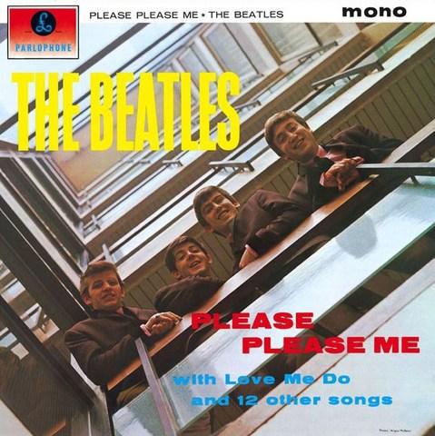 """Альбом """"Please Please Me"""""""