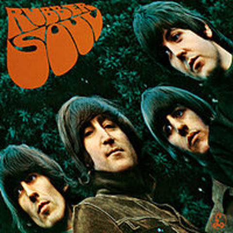 "Альбом ""Rubber Soul"""