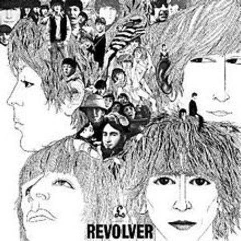 """Альбом """"Revolver"""""""