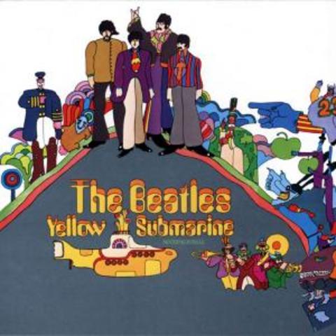 "Альбом ""Yellow Submarine"""