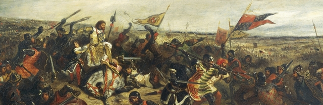 The Hundred Years' War Between France and England Ends