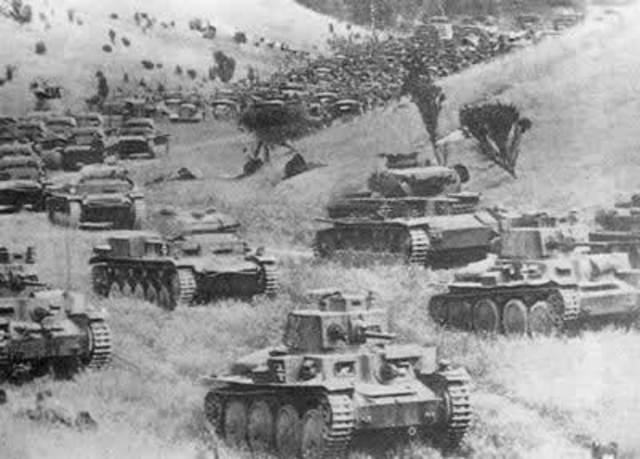 Germanys Blitzkrige