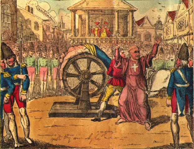 Edict of Orleans Suspends Persecution of Huguenots