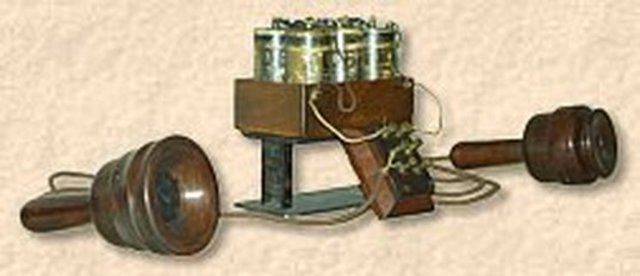 The first Telephone invented