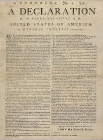 Contributed to Declaration of Independence