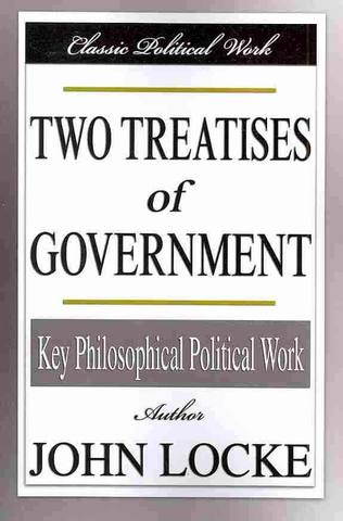 """""""Two Treatises of Governent"""""""
