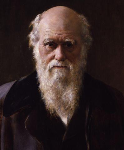 Charles Darwin's death
