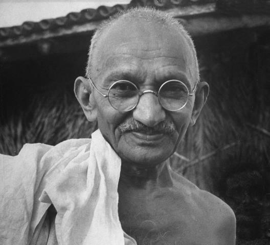 Gandhi's home!!!!!