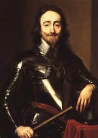 King Charles II is crowned King of England
