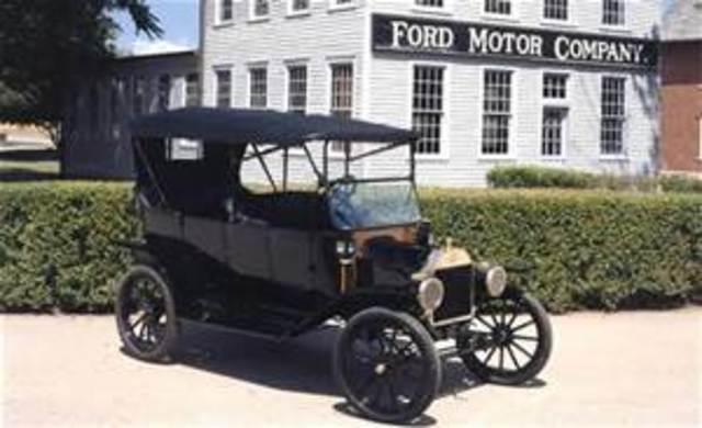 Model-T Car