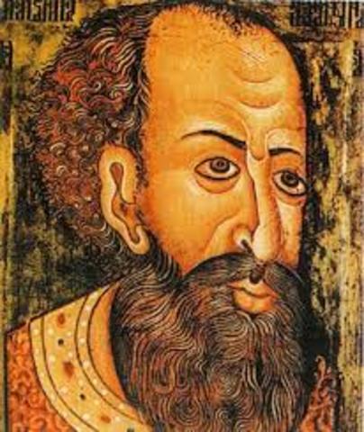 Date of Ivan's death