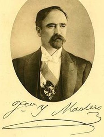 Madero es elegido candidato
