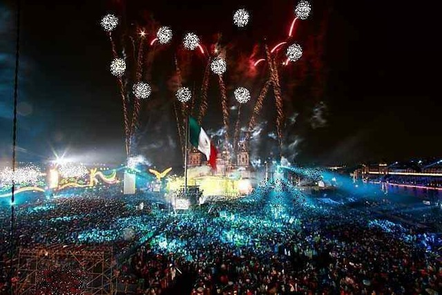 Festejo de la Independecia de México