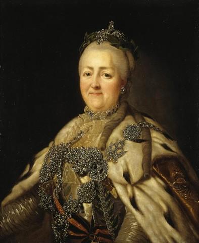 Рождение Екатерины II Алексеевны Великой
