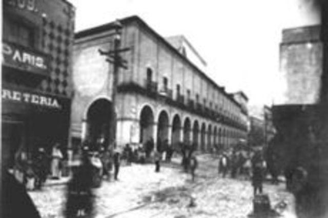 Division del Norte toma Zacatecas