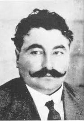 Eulalio Gutierrez Presidente