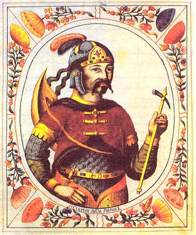Призвание новгородцами варяга Рюрика на княжение