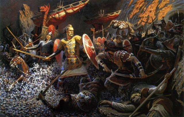 Хазарский поход Святослава Игоревича