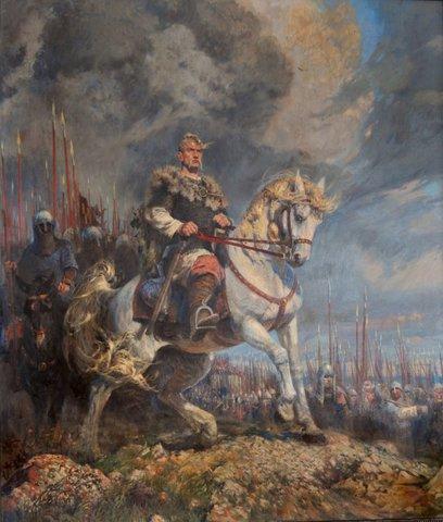 Война Святослава с Болгарским царством