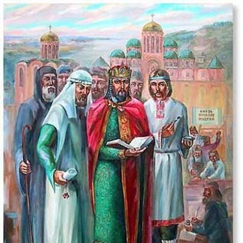 Последнее столкновение Руси с Византией, заключение мира