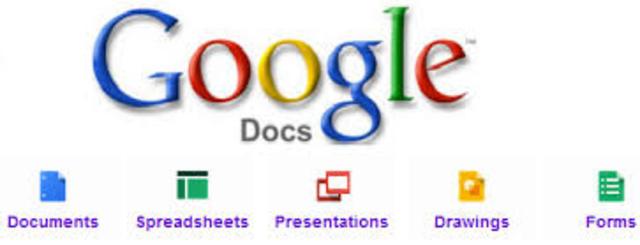 Gooogle docs