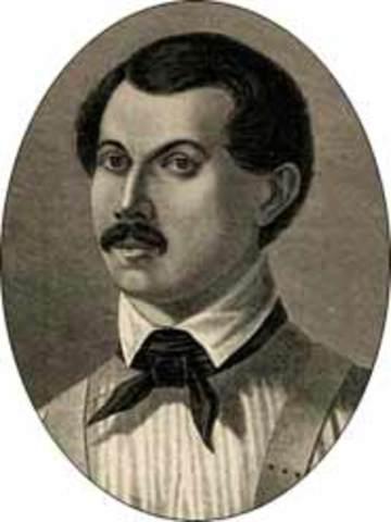 Рождение Бестужева Александра Александровича