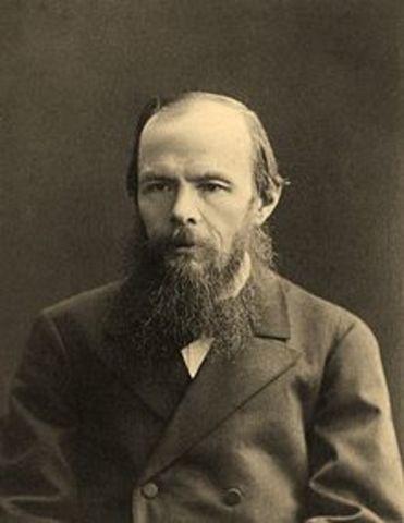 Рождение Достоевского Фёдора Михайловича