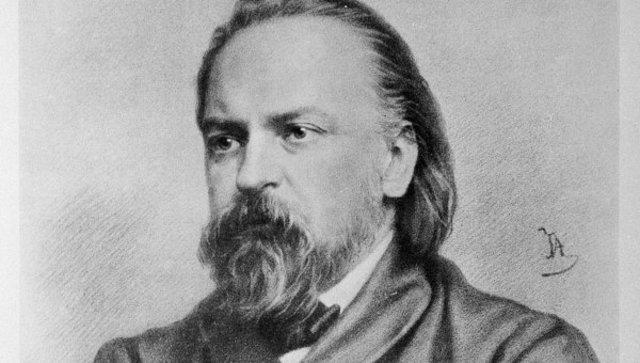 Рождение Герцена Александра Ивановича