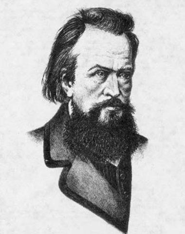 Рождение Григорьева Аполлона Александровича