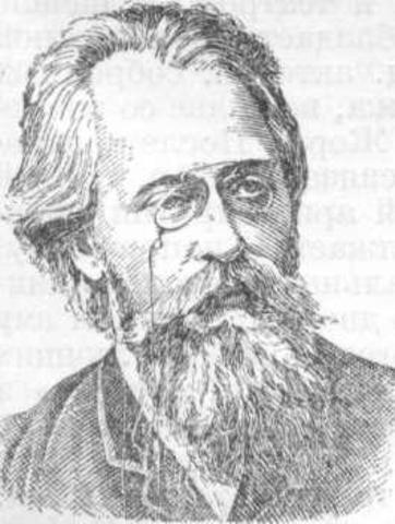 Рождение Михайловского Николая Константиновича