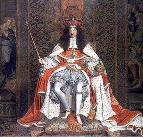 No British king can rule without consent of Parliament