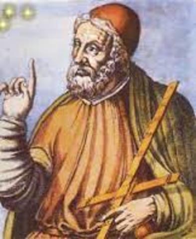 Euclides y Ptolomeo