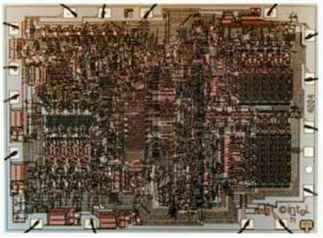 4004 Intel