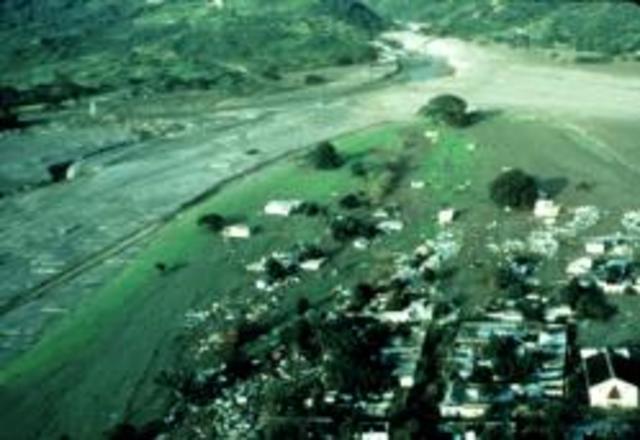 Erupció del Nevat del Ruiz de 1985