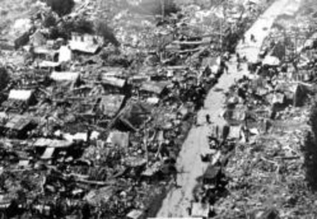 Terratrèmol de Tangshan de 1976
