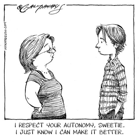 Adolescence: Autonomy