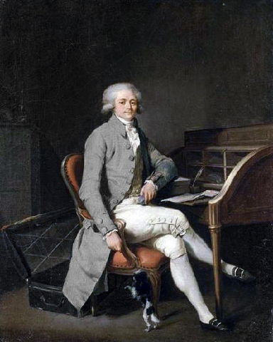 Maximilien Robespierre is made leader of the Committee of Public Safety