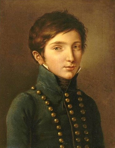 Napoleon Bonaparte, at the age of 16, becomes a lieutenant in the French Army when the French Revolution breaks out