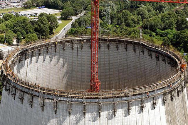Lüner Kraftwerksbau sichert 4440 Arbeitsplätze