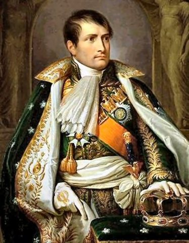 Napoleon takes advantage of the Directory's loss over control of the government to seize political power
