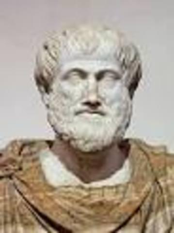 Aristóteles 384-322 a. C.