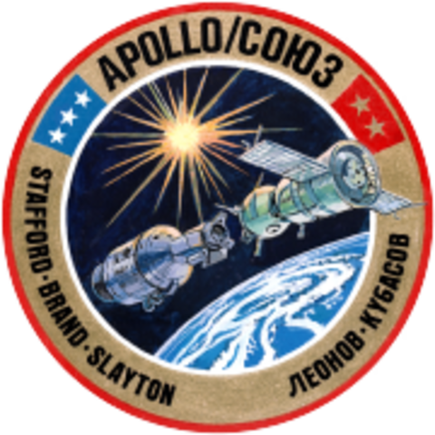 Apollo - Soyuz Test Project or ASTP (USA/USSR)