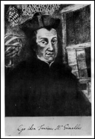 Francesco Maria Grimaldi 1618-1663