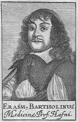 Rasmus Bartholin 1625-1698