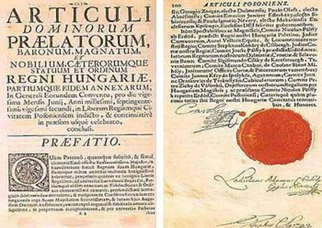 Pragmatic Sanction of 1830