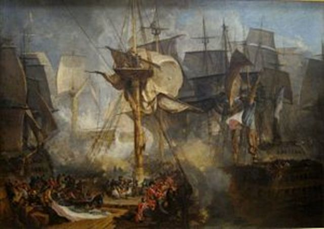 The Battle Of Trfalgar